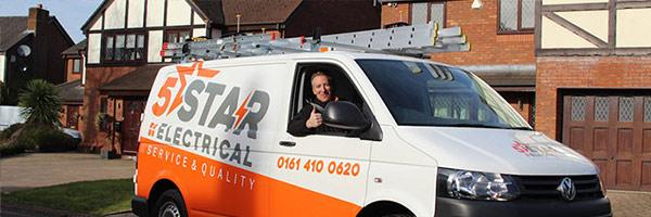 Electricians in Hazel Grove