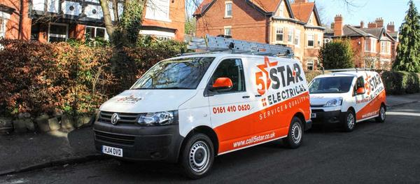 Electrician in Stockport