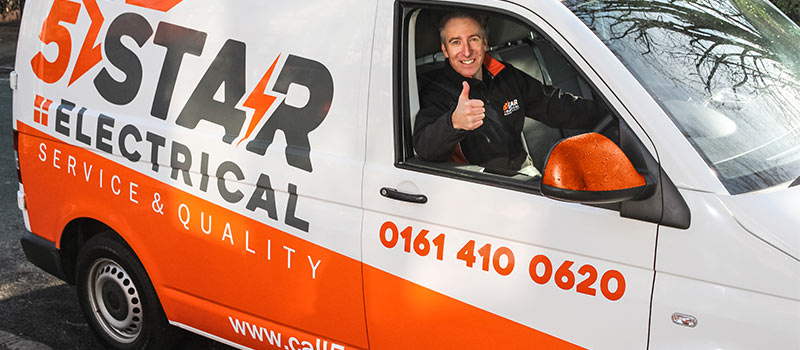 Commercial Electricians Stockport