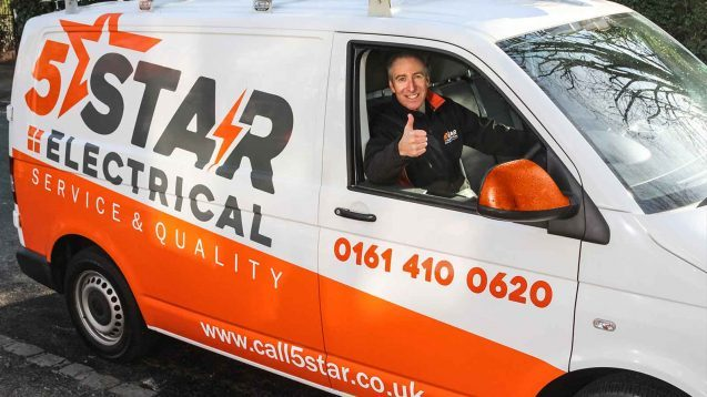 5Star Electricians in Bramhall