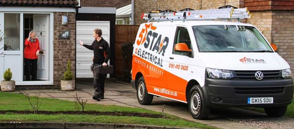 5Star Electrician in Stockport