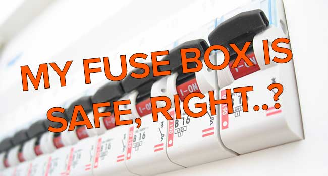 fuse board box stockport